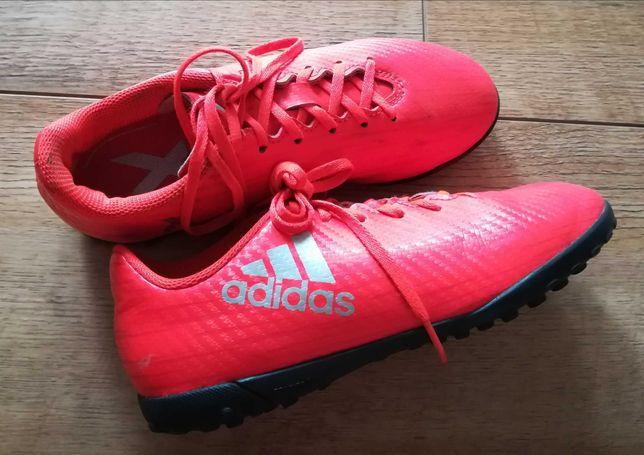 Turfy Adidas obuwie treningowe r. 35 Gratis KOSZULKA treningowa!