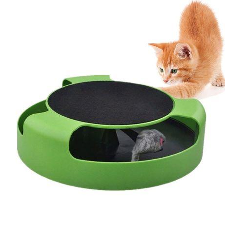 """Игрушка для котов и котят """"Поймай мышку"""""""