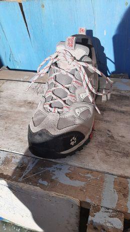 Ботинки Jack Wolfskin 39p (Не the north face;helly hansen;)