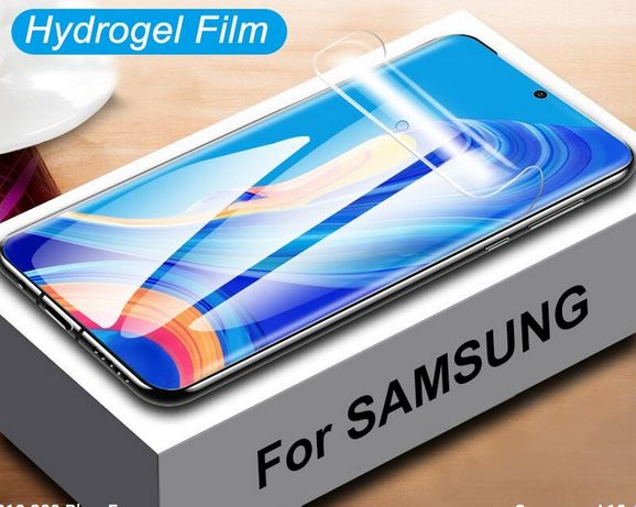Гидрогелевая пленка Samsung S10 A10s/ A20/A30/ A40 A50 70 m20 m10 m30s