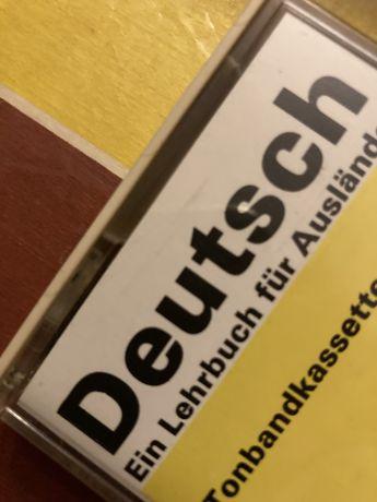 Niemiecki - Deutsch - Ein Lehrbuch fur Auslander 1a i 1b + kasety