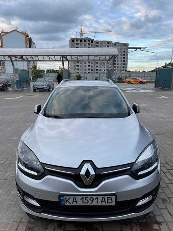 Renault Megane 2014 1,5 dCI