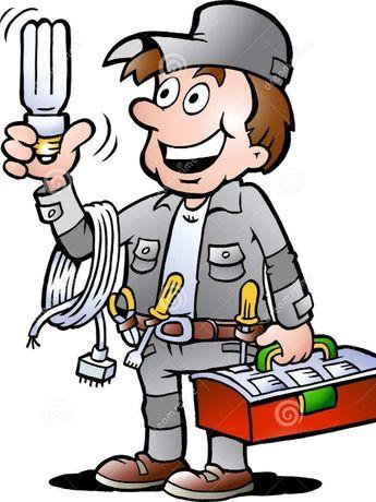 Złota rączka , elektryk, hydraulik,biały montaż, informatyk,automatyk