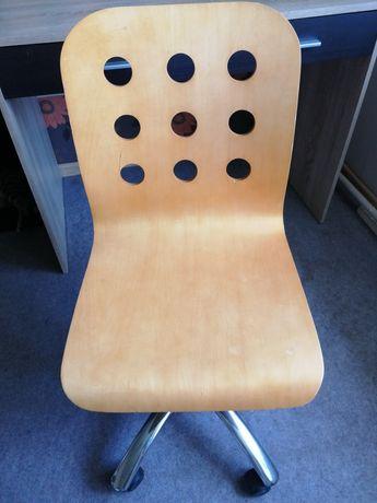 Krzesło do biurka obrotowe