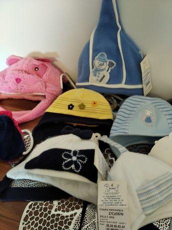 Nowe czapeczki dla maluszków