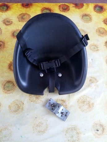 Кресло на раму велосыпеда
