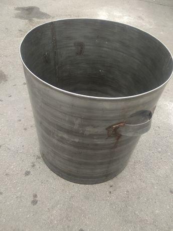 Бочка из нержавеющей стали на 100 литров