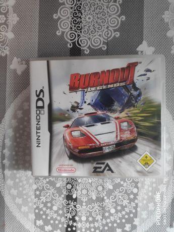 Burnout Legends Nintendo DS/2ds/3ds/xl