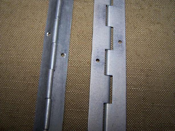 Петли рояльные, 500 мм