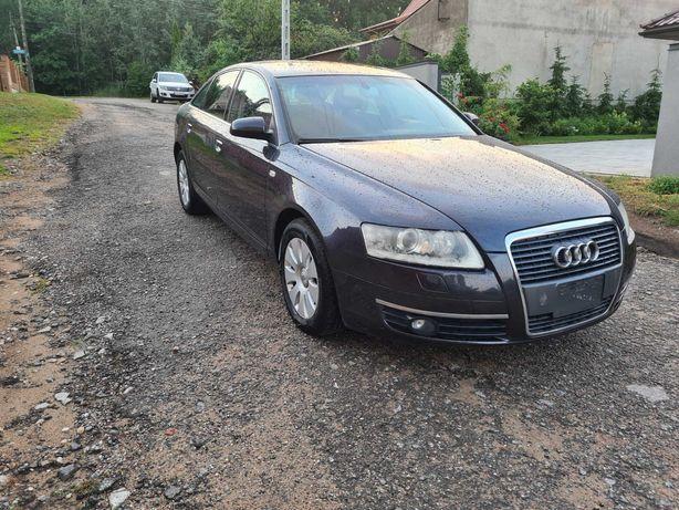 Audi A6 2,4B 177km