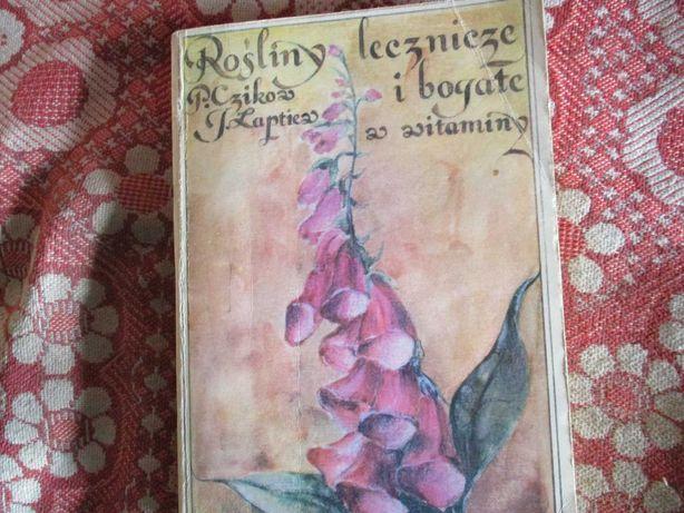 Rosliny lesnicze i bogate witaminy(1982)Czikow Laptiew