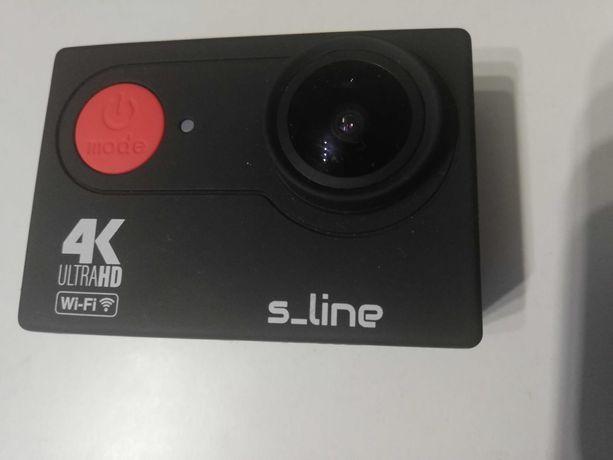 Kamerka sportowa S_line 4K W-Fi