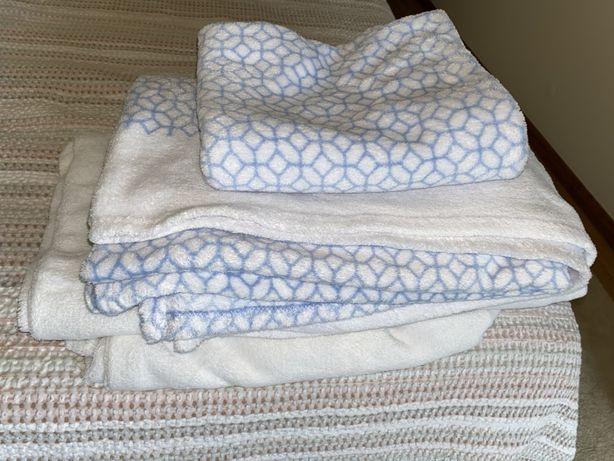 Conjunto de lençois polares
