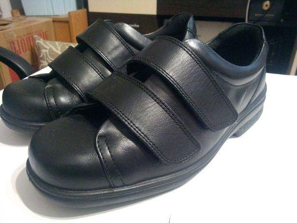 Кожаные туфли-кроссы-кроссовки Cosyfeet размер 41-42 стелька 27 см