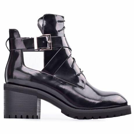 Ботильоны Vitto Rossi новые ботинки