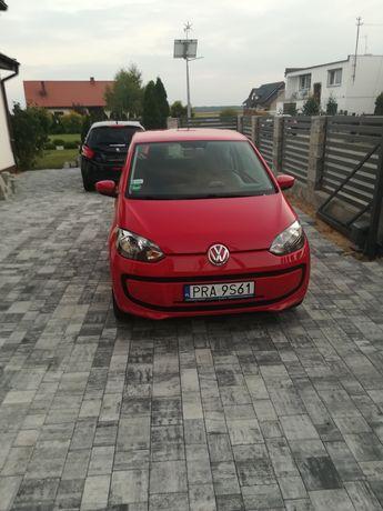 Samochód osobowy VW up