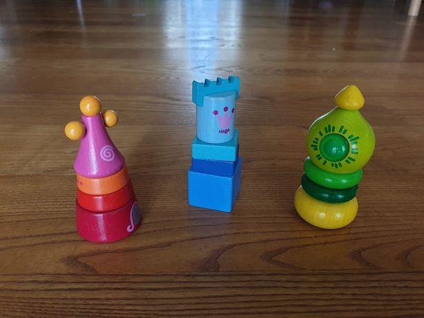 Drewniana zabawka Haba dla małych dzieci (Częstochowa)