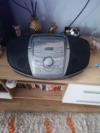 Sprzedam odtwarzacz CD z radiem.