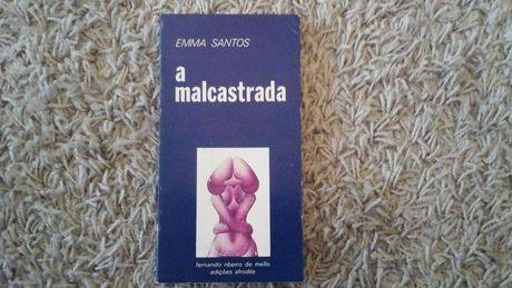Emma Santos A Malcastrada 1975 Fernando Ribeiro de Mello Afrodite