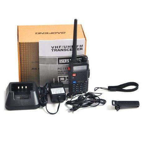 Радиостанция Baofeng UV-5R8W 8 Ватт - 2400р.