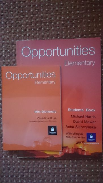 Opportunities Elementary Students`Book + Mini-Dictionary