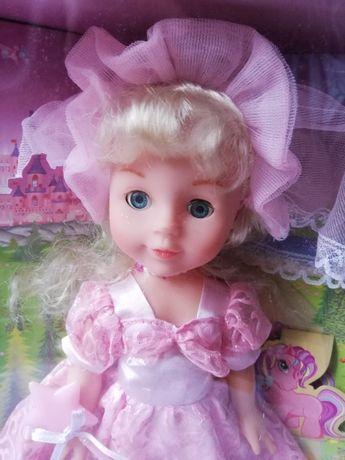 Lalka księżniczka Agatka i Elfy