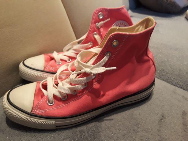 Buty converse jak nowe!