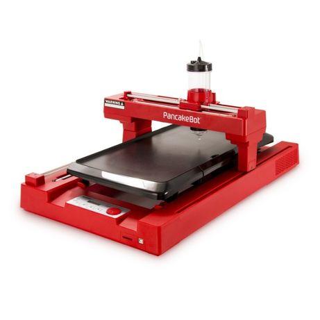 3D принтер PancateBot (3D принтер для изготовления фигурных блинов)