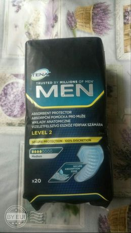 Прокладки для мужчин Tena Men 3 пачки