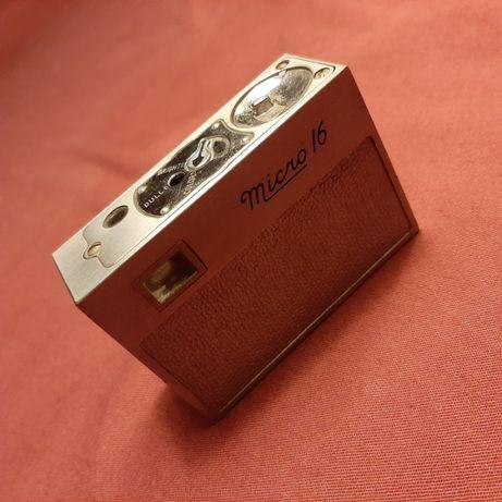 Micro Câmera Micro 16 subminiaturas Whittaker
