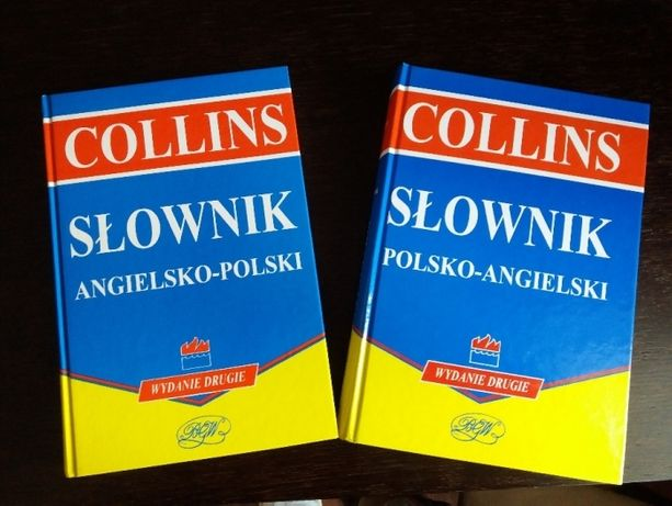 Słownik angielsko-polski i polsko-angielski COLLINS