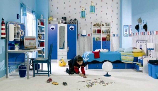 Комплект дитячої меблі Cilek Ocean відомого турецького виробника