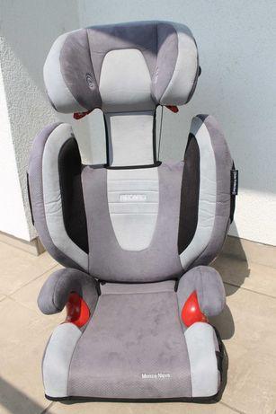 Fotelik samochodowy Recaro Monza Nova 2 Seatfix, 15-36 kg, b. zadbany!