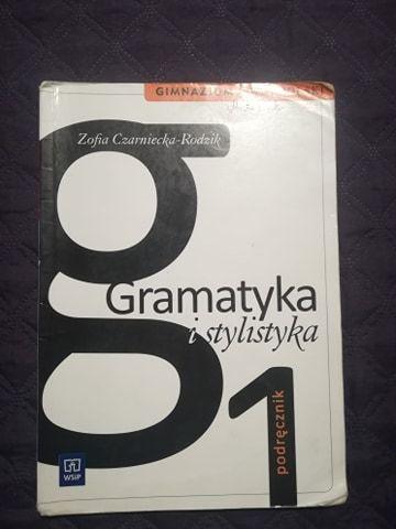 Gramatyka i stylistyka 1 podręcznik Częstochowa - image 1