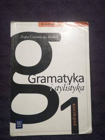 Gramatyka i stylistyka 1 podręcznik