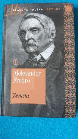 Zemsta- Fredry lektura szkolna klasa 7