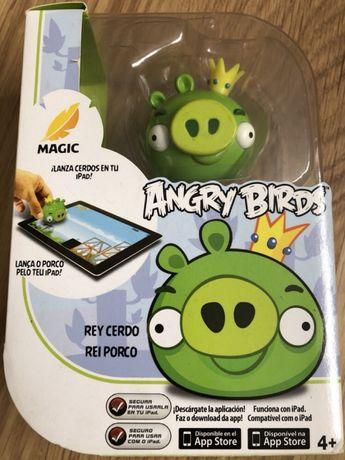 Angry bird - porco rei para iPad da Apple