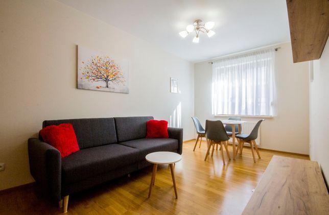 2-pokojowy apartament z tarasem [15 m2] |Rezydencja Dąbie |Wiwulskiego