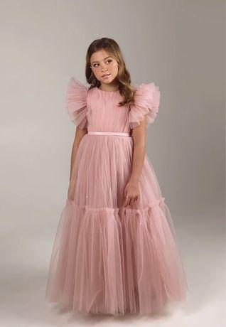 Плаття нарядне, сукня фатинова, платье из фатина,  пышное платье