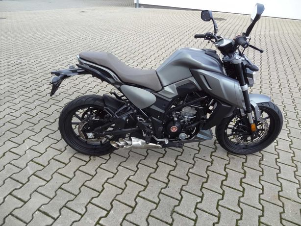 Motor scigacz skuter MOTOBI SK125-K 125cm