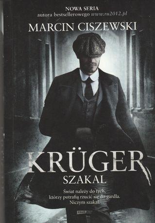 Marcin Ciszewski - Kruger Szakal