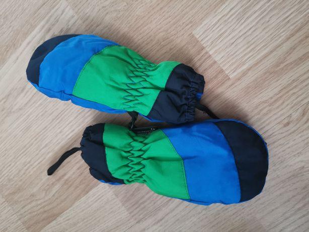 Rękawiczki zimowe śniegowe