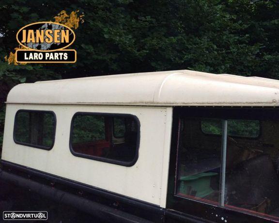 Land Rover Series 109 hard top + laterais + porta traseira
