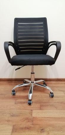 Krzesło obrotowe, biurowe, reguliwane