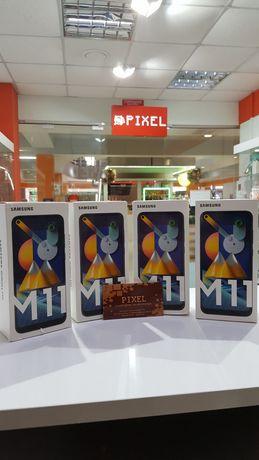 Нові Samsung M11 3/32 Blue 5000 mAh