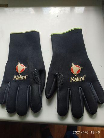 Перчатки неопреновые Nalini  для подводного