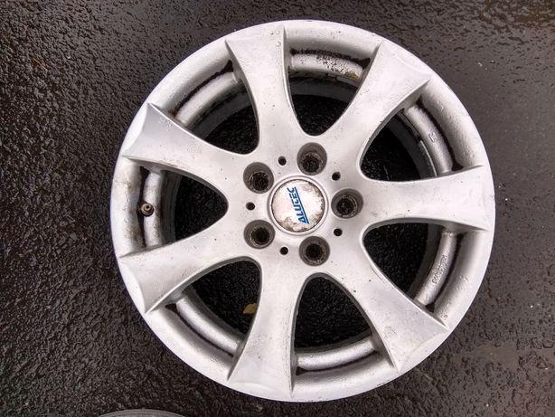 Alufelgi Alutec R16 BMW E60 E61 E39 E38 5x120 et 20 piasta 76,1mm+pier