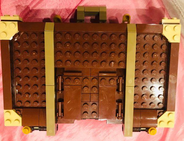 Лего Волшебный Чемодан Ньюта Саламандера