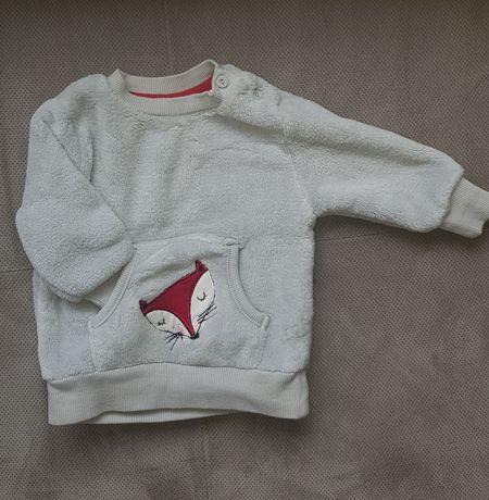 Sweterek dla niemowlaka