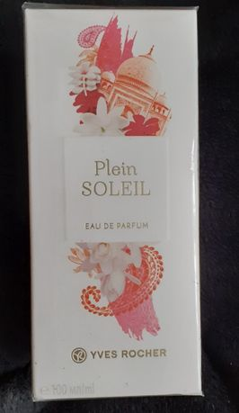 Woda perfumowana Plain Soleil 100 ml w folii, nowa